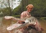 S Jakubem na rybách